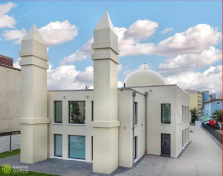 Baitus Samad Mosque in Giessen, Germany